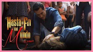 Hasta el fin del mundo: ¡Marisol es atropellada! | Escena - C-182 y 183 | Tlnovelas