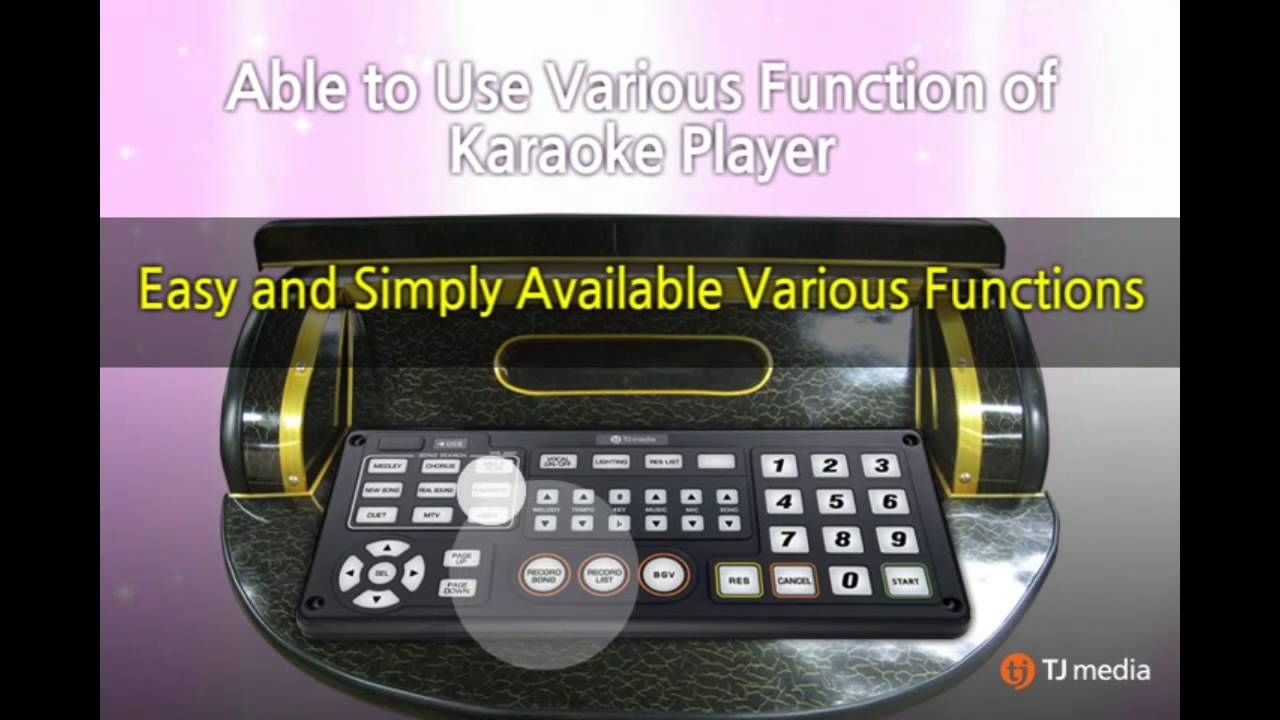 How to enjoy karaoke keypad youtube asfbconference2016 Gallery