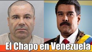 El Chapo se reunió con cercanos a Maduro: Exmilitar #Venezuela