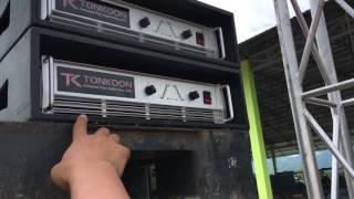TK TONKOON Power Amp Class G ส่งงานทั้งระบบให้ลูกค้าเมียนมาร์ 5