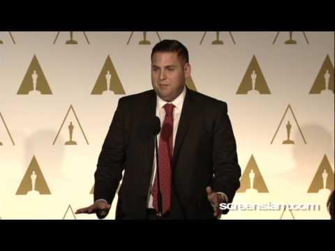 Jonah Hill: Oscar Nominee Luncheon (2014)