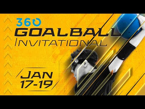 Ability360 Goalball Invitational
