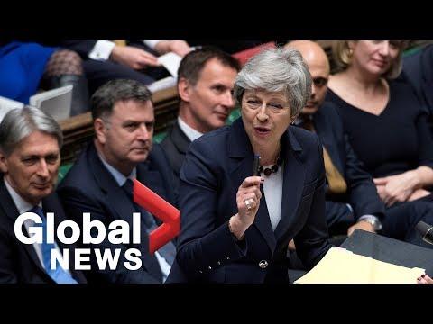 Brexit: UK Lawmakers vote on alternative EU divorce options