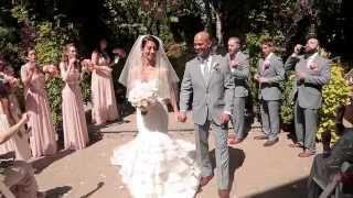 Christine+Sherman Wedding Trailer | Christian Love Story 9.5.15 | How To Design Wedding Dress