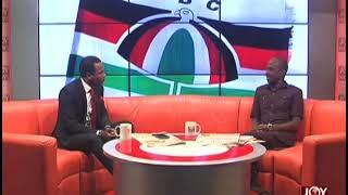 Exclusive Interview With Asiedu Nketiah - AM Talk on JoyNews (8-8-18)