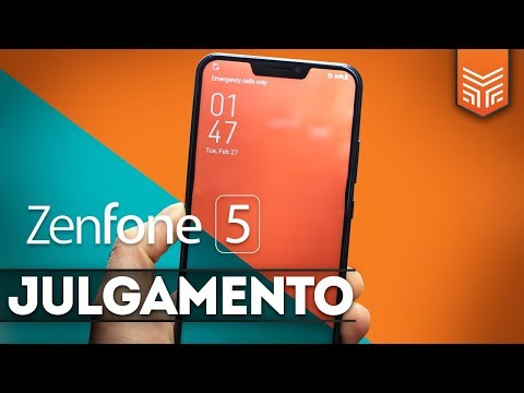 ZENFONE 5 - O JULGAMENTO