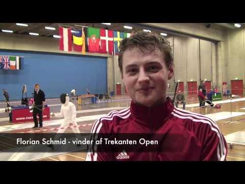 Østrisk vinder af Trekanten Open