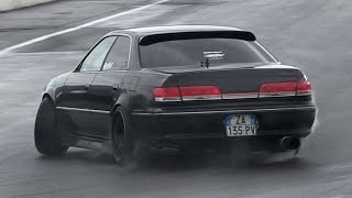 Toyota Mark II JZX100 Drifting…