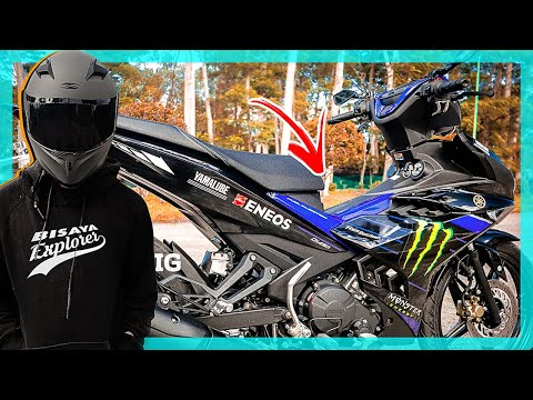 (NEW) YAMAHA SNIPER 2019, MONSTER ENERGY EDITION!