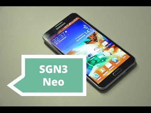 Samsung Galaxy Note 3 Neo Pierwsze wrażenia | Robert Nawrowski