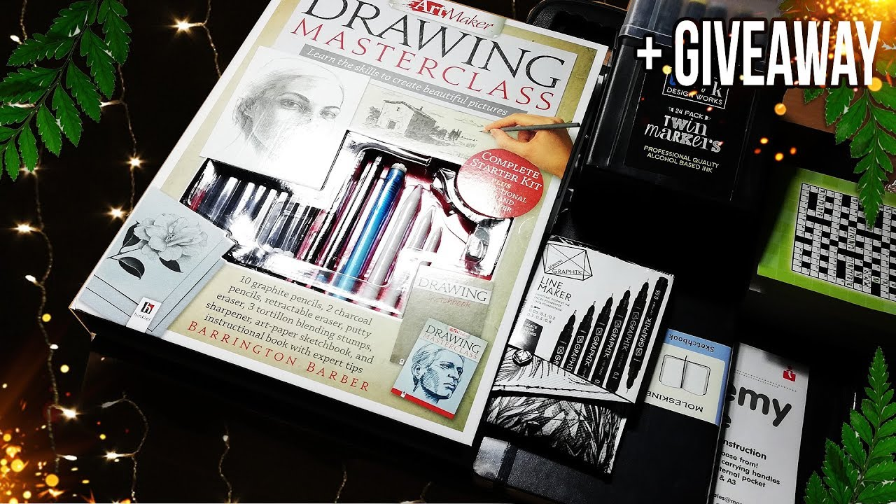 Art Maker Drawing Master Class