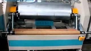 видео: Экструдер для изготовления стрейч-пленки TL-65/90/65