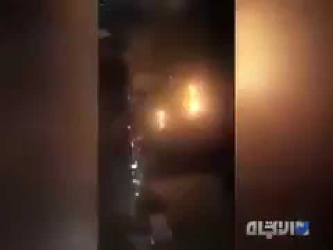 Kurdish KDP-Barzani militias continue to burn political offices of other parties