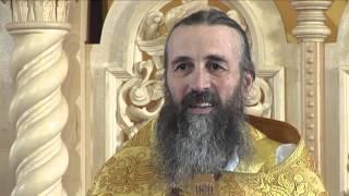 Проповедь отца А.Захарова 21 июня 2015