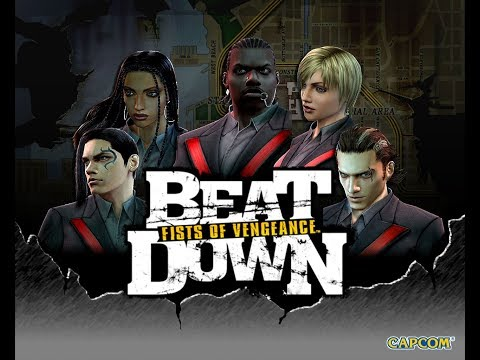 Beat Down: Fists Of Vengeance E3