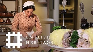 How to Cook Turkey - The Victorian Way