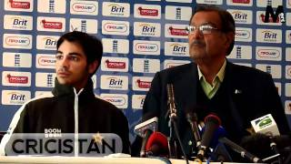 Salman Butt and Yawar Saeed Spot Fixing Press Conference