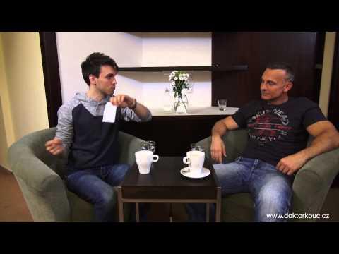 Martin Maxa v talkshow Tomáše Lukavce, 15.5.2014