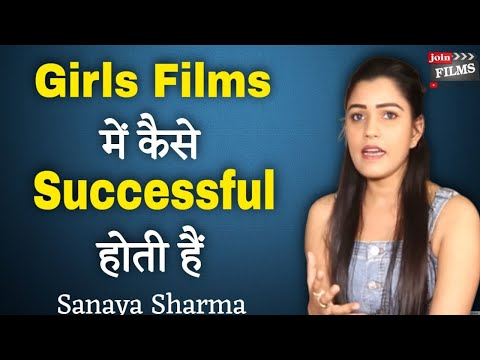 Acting Auditions Everyday Is Beneficial | Sanaya Sharma Interview | #FilmyFunday | Joinfilms Acting