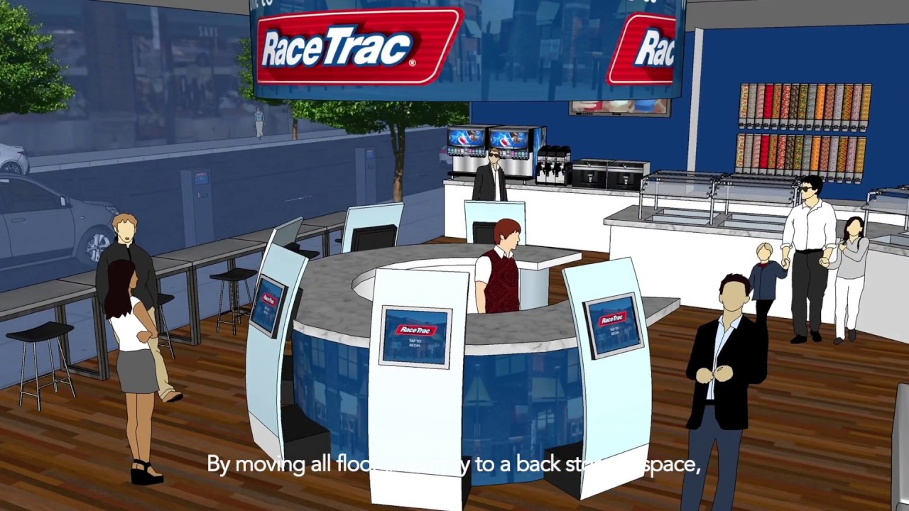 Racetrac games