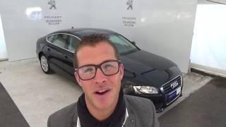 AUDI A5 Sportback 2.7 V6 TDI 190ch DPF Ambition Luxe Multitronic