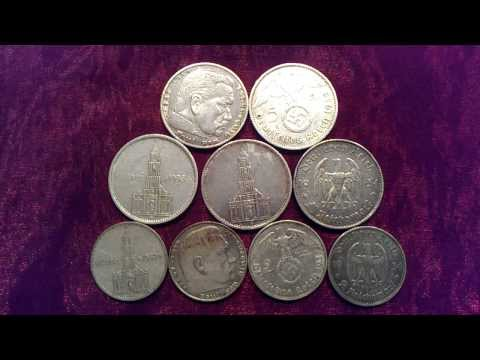 A Guide on German Junk Silver - Part 3 - German Third Reich Era/ WordWar 2 coins