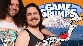 Learning About Japan! - Game Grumps Compilations