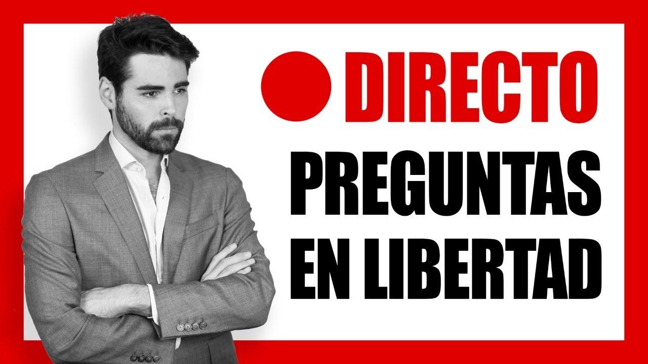 ????DIRECTO - PREGUNTAS EN LIBERTAD
