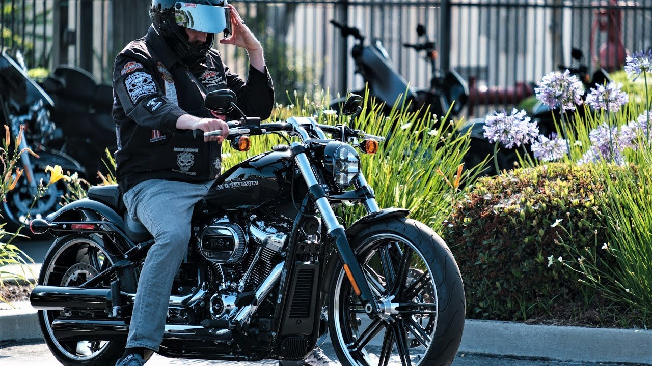 2019 Harley-Davidson Breakout 114 (FXBRS)│Review & Test ...