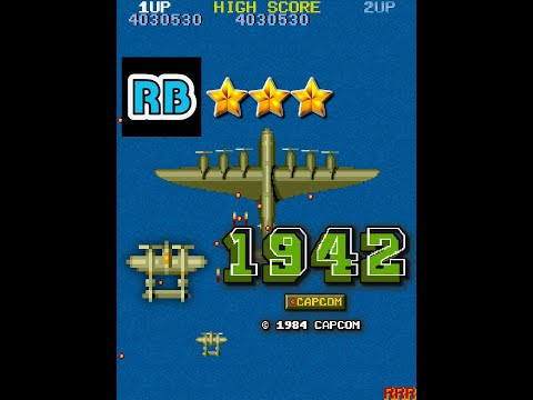 1984 [60fps] 1942 14158180pts ALL