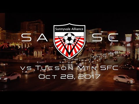 2017-10-28 Sunnyvale Alliance 04B Red vs Tucson Mountains SF