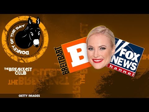 Meghan McCain, Fox News Try To Smear Kamala Harris' Breakfast Club Quotes