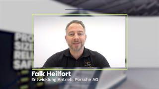 Falk Heilfort – Entwicklung Antrieb, Porsche AG