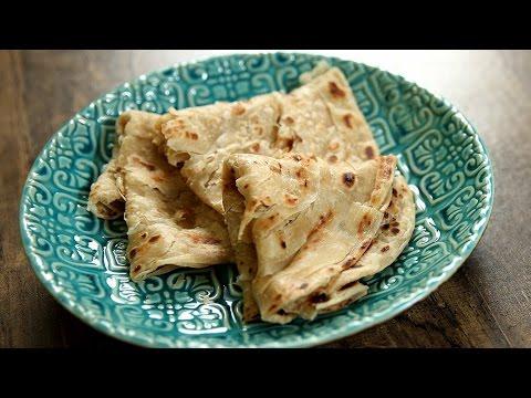 How to make Laccha Paratha | Paratha Recipes | The Bombay Chef – Varun Inamdar