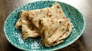 How to make Laccha Paratha   Paratha Recipes   The Bombay Chef – Varun Inamdar