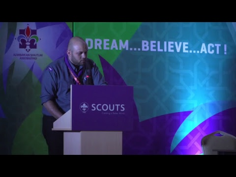 Live from the 13th World Scout Forum