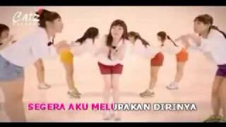 Cherry Belle Dilema Vidio Clip Lyrics