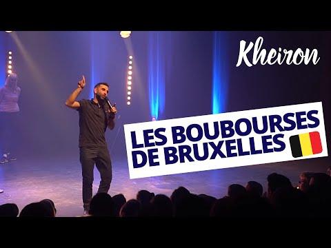 Les boubourses de Bruxelles - 60 minutes avec Kheiron