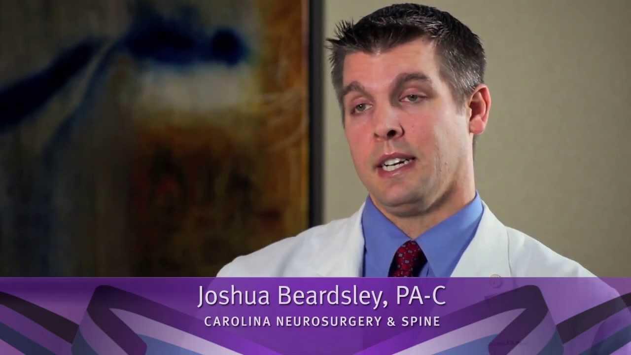 Josh Beardsley PA C Profile