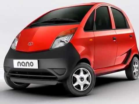 Xe hơi giá rẻ Ấn Độ sẽ vào Việt Nam