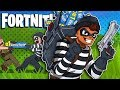 Squads No Kill Challenge! Stealing A Victory Royale! - Fortnite Battle Royale