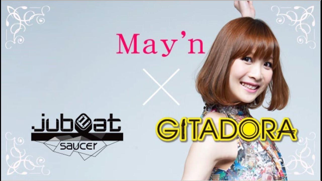 May'n X jubeat and GITADORA collaboration lets you play arcade