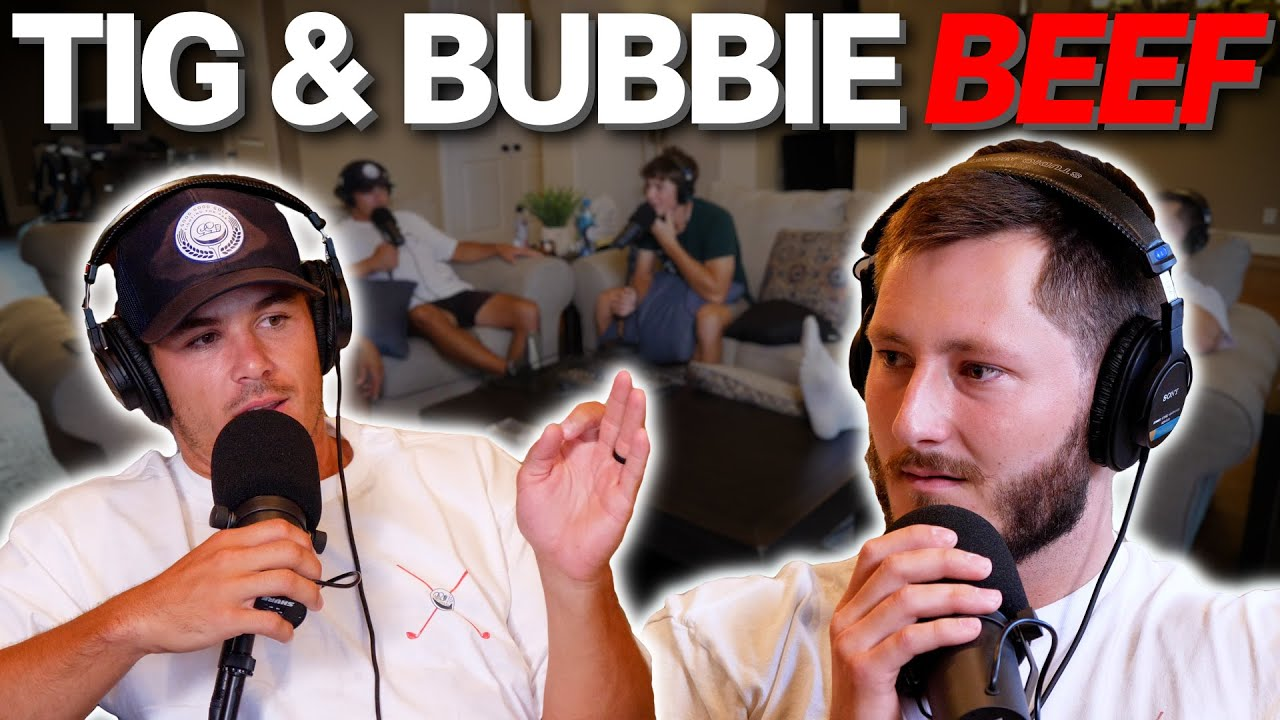 Download The Tig & Bubbie Beef | Good Good Podcast Ep8