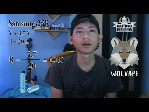 THE RIG V2 - BATTERY SAFETY - SAFETY OHM - ATOMIX VAPE - INDONESIA VAPE REVIEW