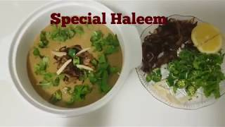 Special Haleem | Mutton haleem | Quick haleem Recipe | Shan easy cook
