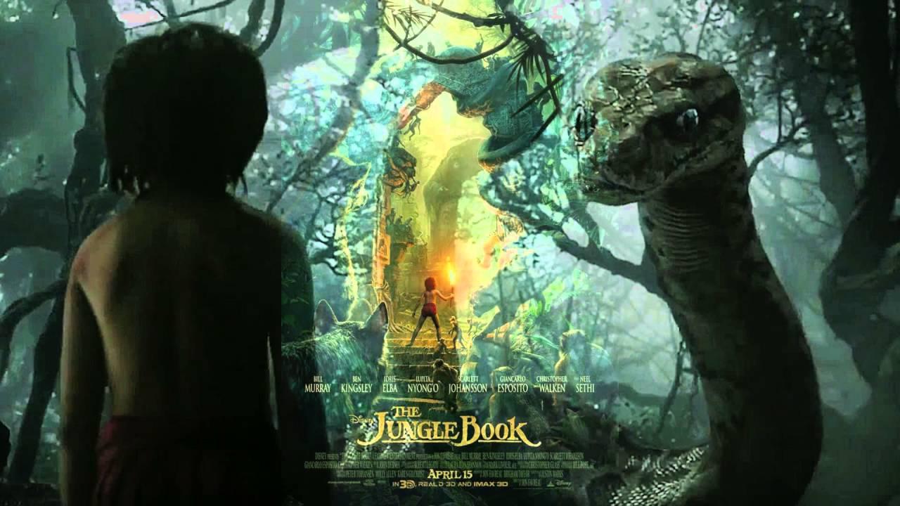 The jungle book: disney/eurocom/virgin: free borrow & streaming.