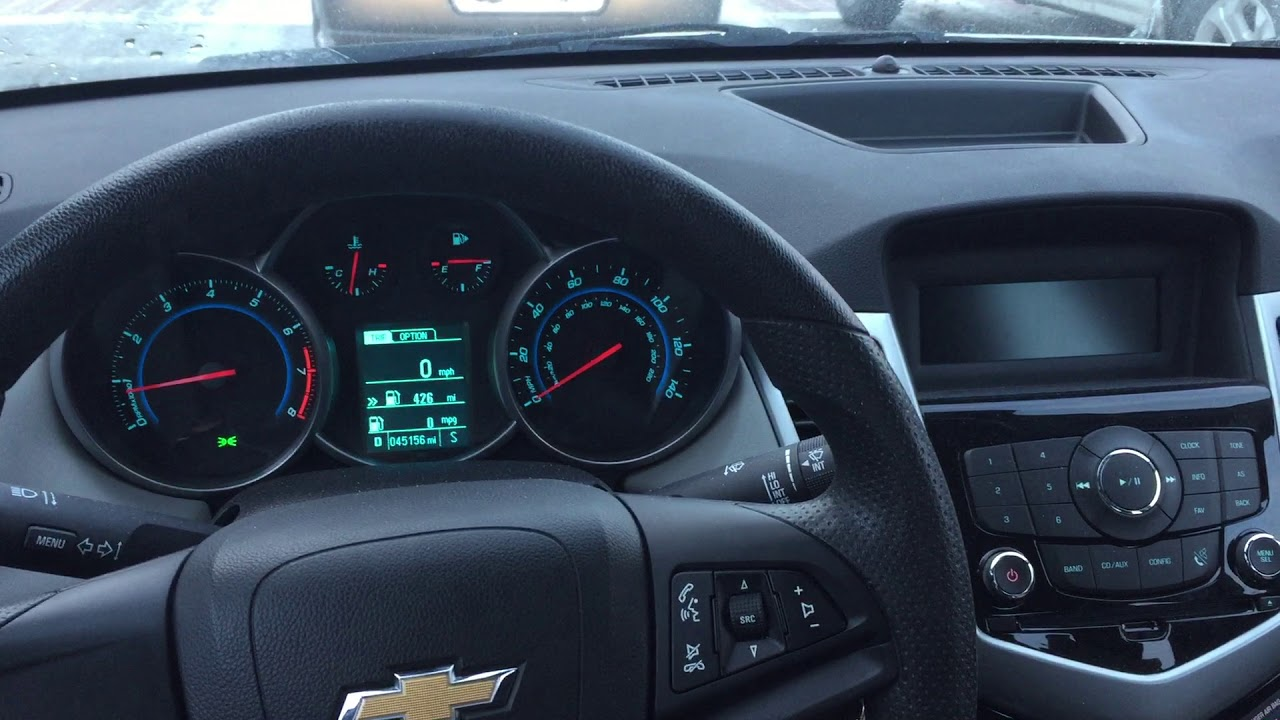 2014 Chevy Cruze Electrical Problems