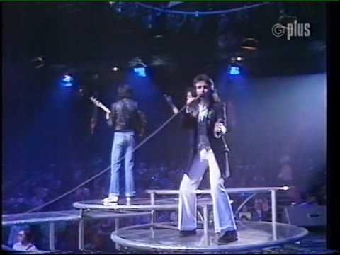 David Essex  Rock On 1976    Live on Supersonic