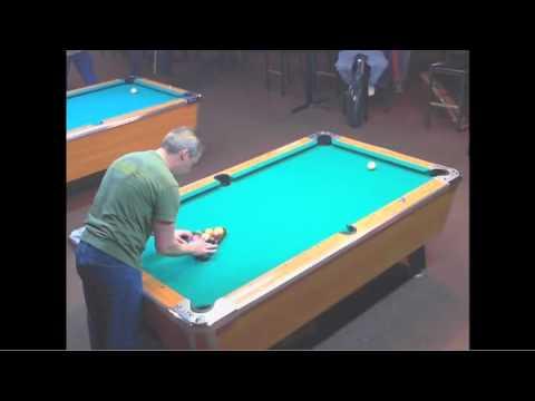 Brian Frank vs Ben Zimmer in Hot Seat match