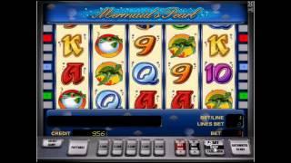 Игровой аппарат Жемчужина Русалки - видео обзор, бонусная игра(, 2014-04-15T15:34:30.000Z)